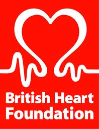 Bristish heart foundation logo