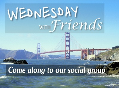 Wednesday with friends - feature header