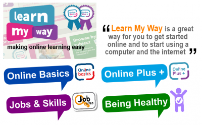 Learn My way - a great way to get started Jan 2015