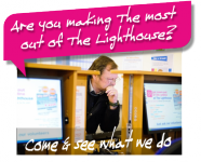Are you making the most out of the Lighthouse
