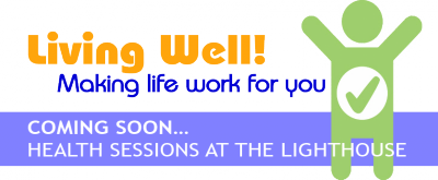 Living well health sessions Jan 2015 header img