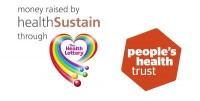 Health Sustain logo