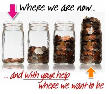 Money jars 2