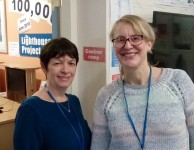 Carole and Pauline - Lighthouse Project Talk English Sept 2015