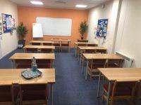 Orange Room classroom