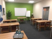 Green Room classroom