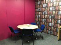 Library mtg room