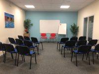 The Hive/Blue Room theatre