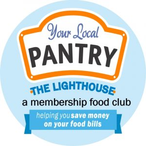 Lighthouse Pantry logo v6 twitter icon - smll